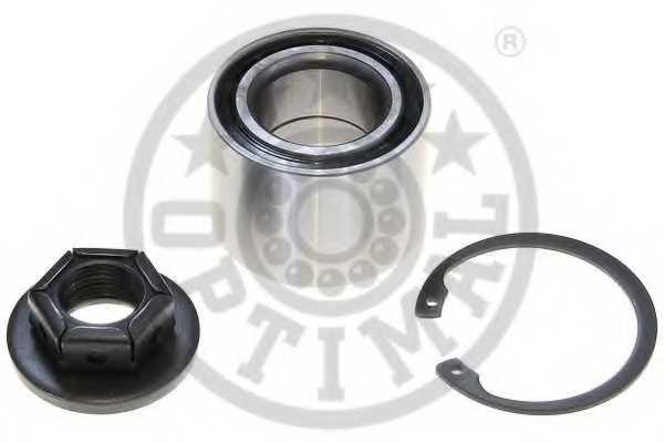 Комплект подшипника ступицы колеса OPTIMAL 302057 - изображение 1