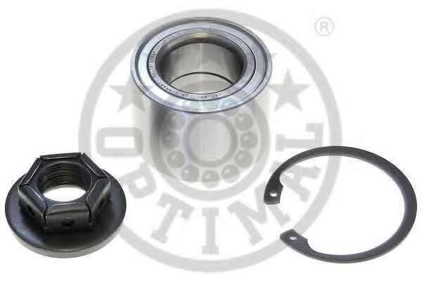 Комплект подшипника ступицы колеса OPTIMAL 302057 - изображение