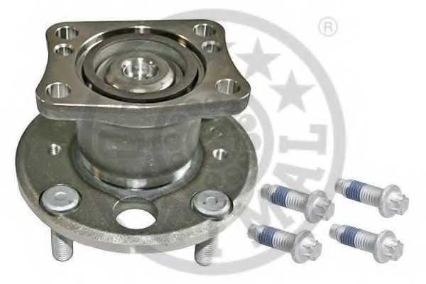 Комплект подшипника ступицы колеса OPTIMAL 302101 - изображение