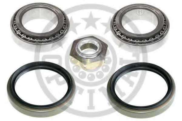 Комплект подшипника ступицы колеса OPTIMAL 302120 - изображение