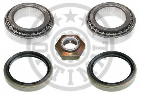 Комплект подшипника ступицы колеса OPTIMAL 302122 - изображение