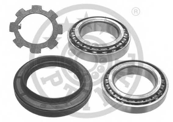 Комплект подшипника ступицы колеса OPTIMAL 302162 - изображение