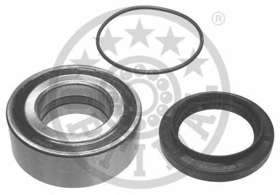 Комплект подшипника ступицы колеса OPTIMAL 302164 - изображение