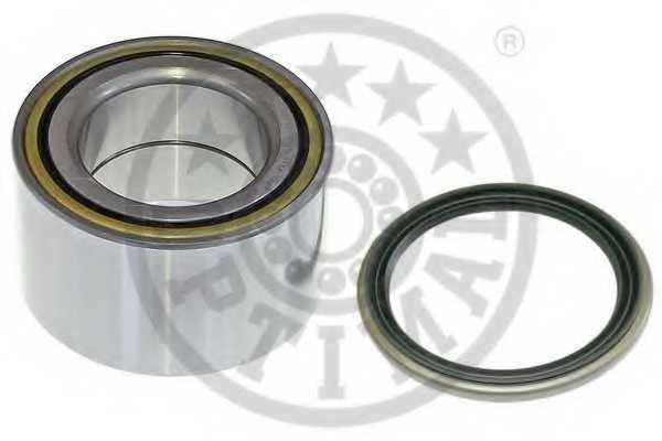 Комплект подшипника ступицы колеса OPTIMAL 302166 - изображение