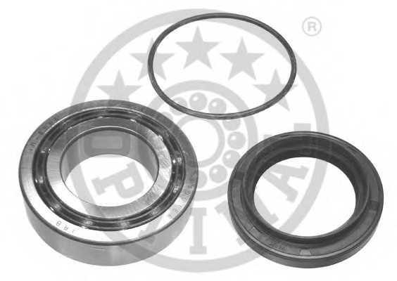 Комплект подшипника ступицы колеса OPTIMAL 302172 - изображение