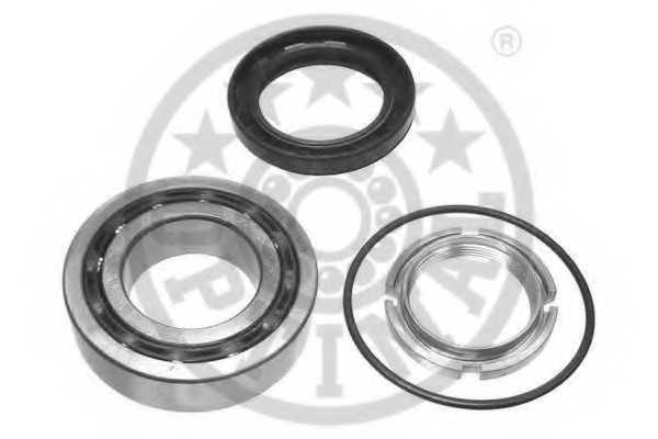 Комплект подшипника ступицы колеса OPTIMAL 302174 - изображение