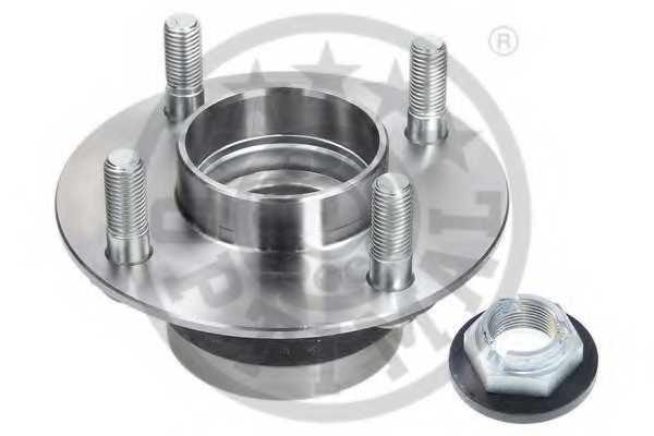 Комплект подшипника ступицы колеса OPTIMAL 302186 - изображение 1