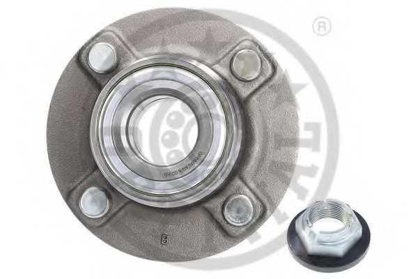 Комплект подшипника ступицы колеса OPTIMAL 302186 - изображение 2