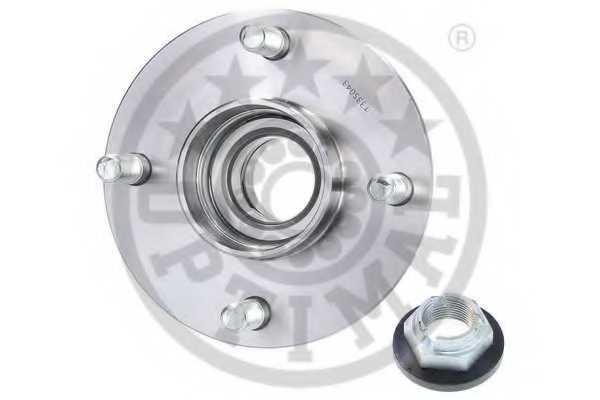 Комплект подшипника ступицы колеса OPTIMAL 302186 - изображение 3