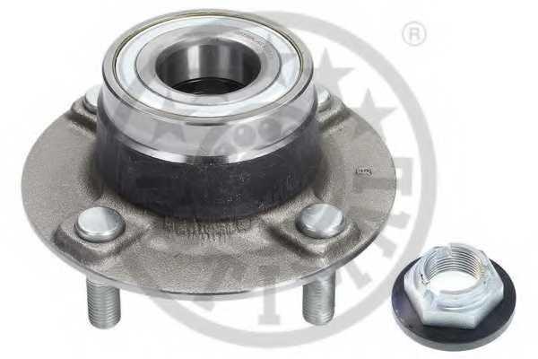 Комплект подшипника ступицы колеса OPTIMAL 302186 - изображение