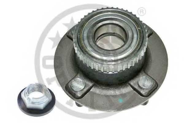 Комплект подшипника ступицы колеса OPTIMAL 302188 - изображение