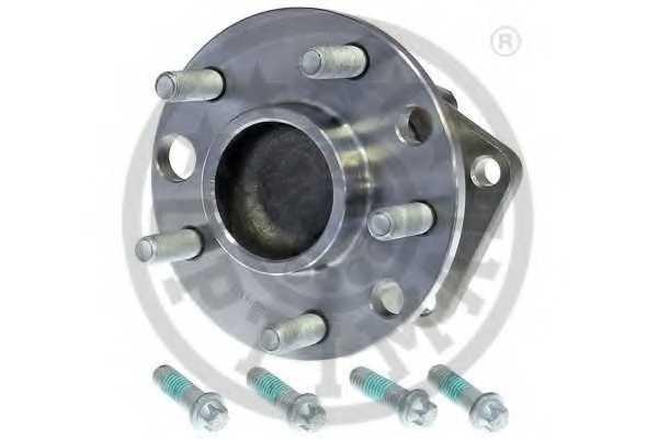 Комплект подшипника ступицы колеса OPTIMAL 302197 - изображение 1