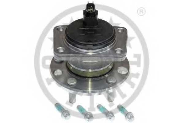 Комплект подшипника ступицы колеса OPTIMAL 302197 - изображение