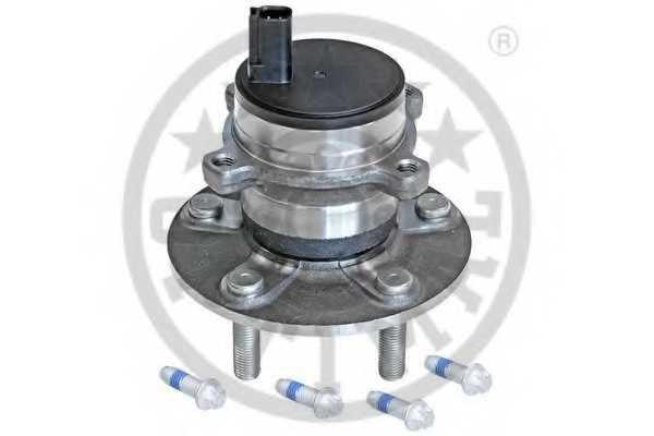 Комплект подшипника ступицы колеса OPTIMAL 302202 - изображение
