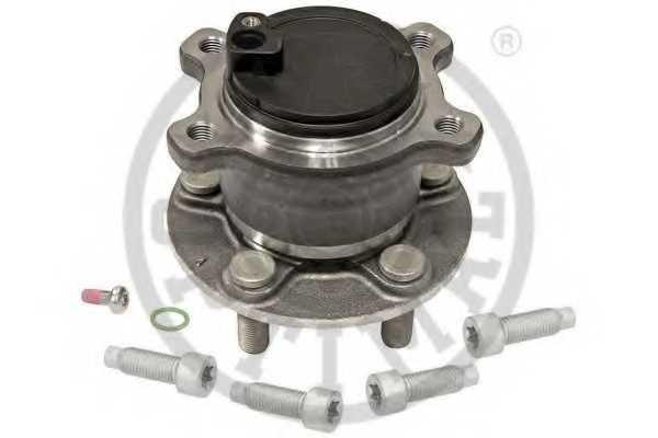 Комплект подшипника ступицы колеса OPTIMAL 302239 - изображение