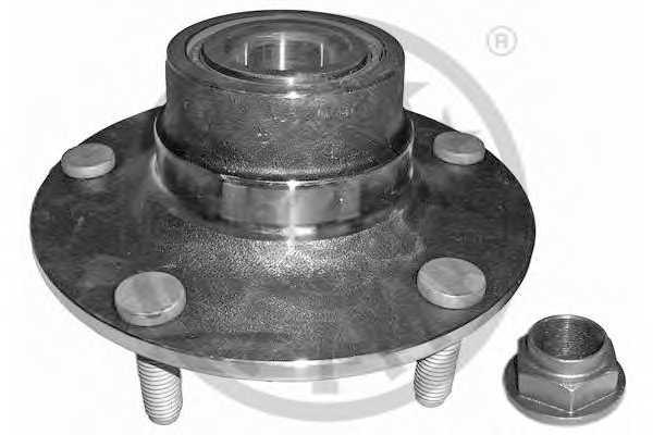 Комплект подшипника ступицы колеса OPTIMAL 302255 - изображение