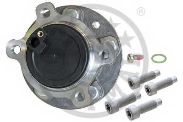 Комплект подшипника ступицы колеса OPTIMAL 302302 - изображение 1