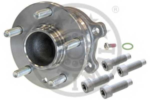 Комплект подшипника ступицы колеса OPTIMAL 302302 - изображение 2