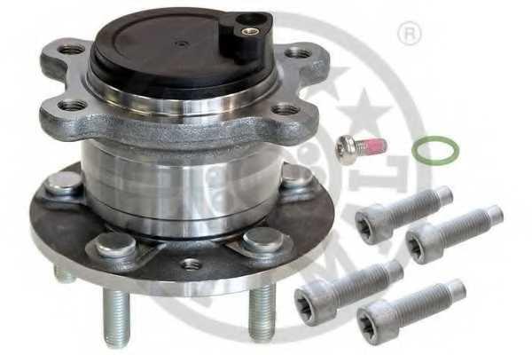 Комплект подшипника ступицы колеса OPTIMAL 302302 - изображение