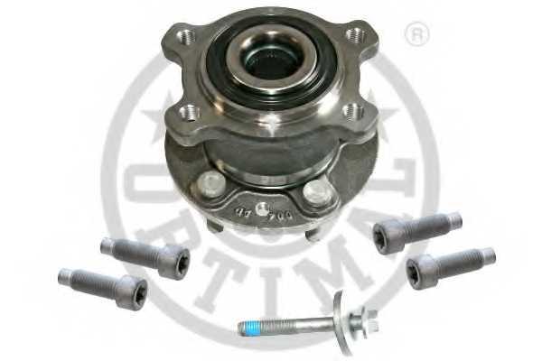 Комплект подшипника ступицы колеса OPTIMAL 302502 - изображение