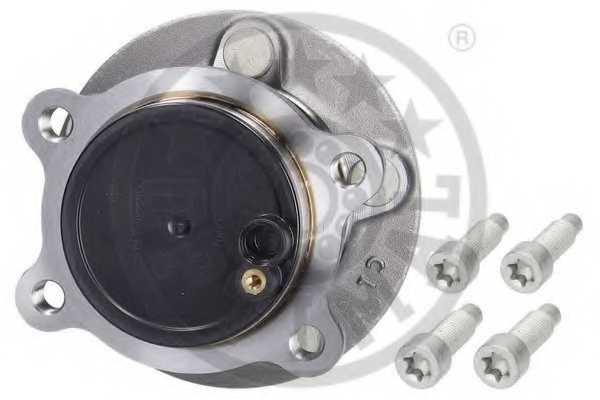 Комплект подшипника ступицы колеса OPTIMAL 302509 - изображение 1
