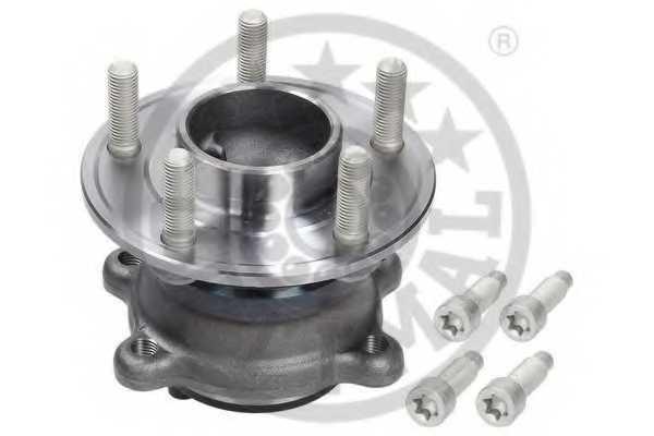 Комплект подшипника ступицы колеса OPTIMAL 302509 - изображение 3