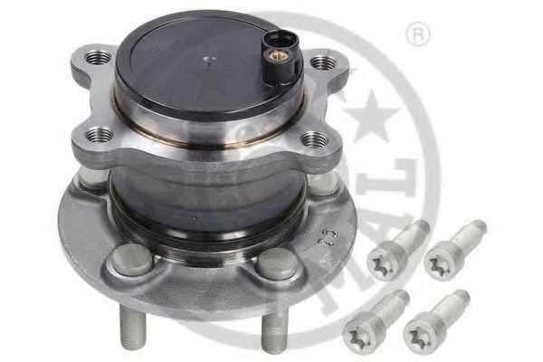Комплект подшипника ступицы колеса OPTIMAL 302509 - изображение