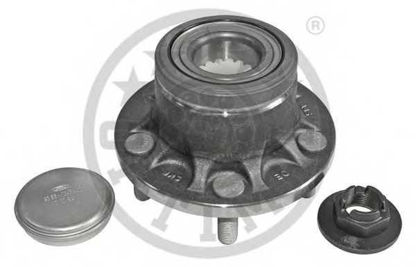 Комплект подшипника ступицы колеса OPTIMAL 302577 - изображение