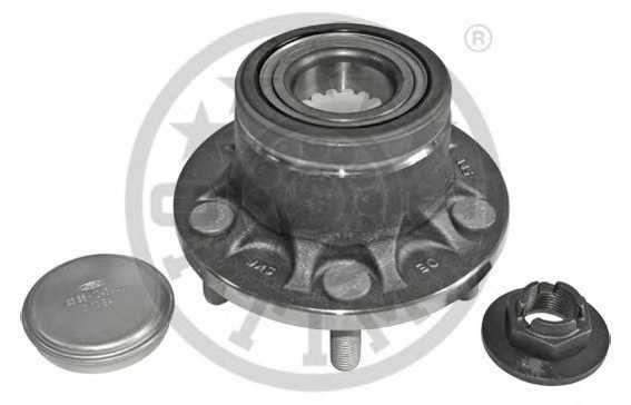 Комплект подшипника ступицы колеса OPTIMAL 302579 - изображение