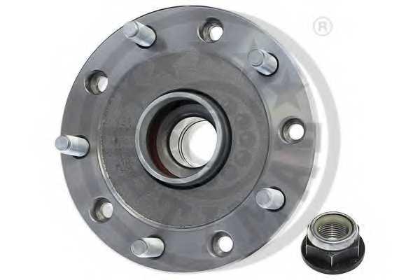 Комплект подшипника ступицы колеса OPTIMAL 302595 - изображение 1