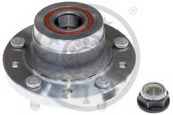 Комплект подшипника ступицы колеса OPTIMAL 302595 - изображение