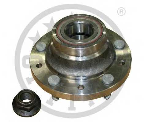 Комплект подшипника ступицы колеса OPTIMAL 302597 - изображение