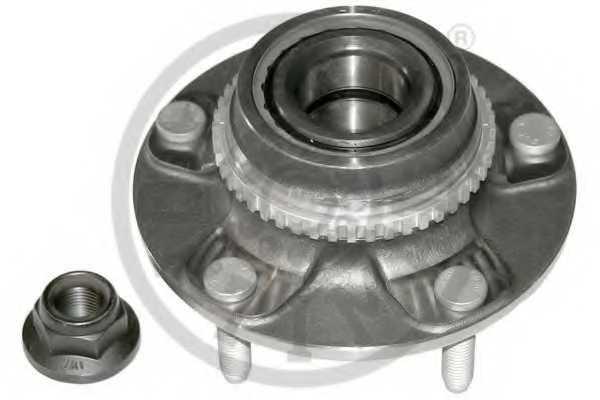 Комплект подшипника ступицы колеса OPTIMAL 302901 - изображение