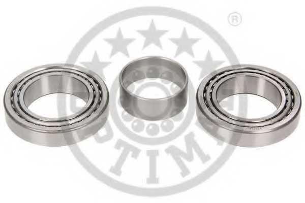 Комплект подшипника ступицы колеса OPTIMAL 302904 - изображение 1