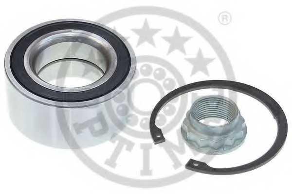 Комплект подшипника ступицы колеса OPTIMAL 400061 - изображение