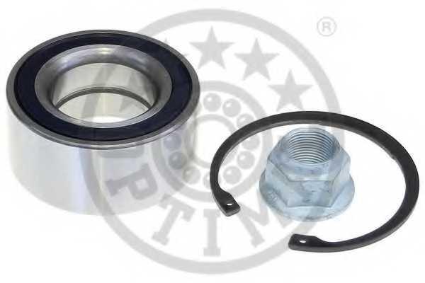 Комплект подшипника ступицы колеса OPTIMAL 400107 - изображение