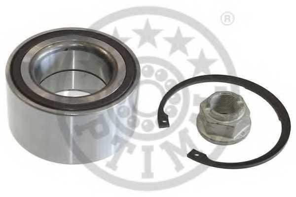 Комплект подшипника ступицы колеса OPTIMAL 400700 - изображение