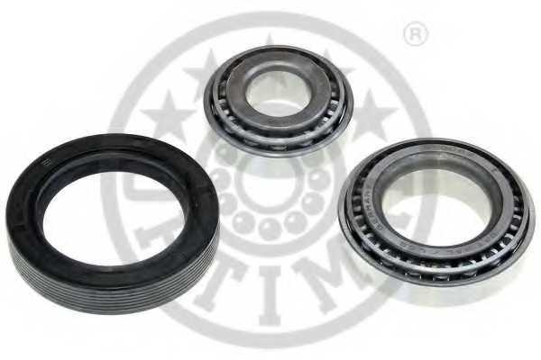 Комплект подшипника ступицы колеса OPTIMAL 401042 - изображение