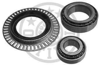 Комплект подшипника ступицы колеса OPTIMAL 401083 - изображение