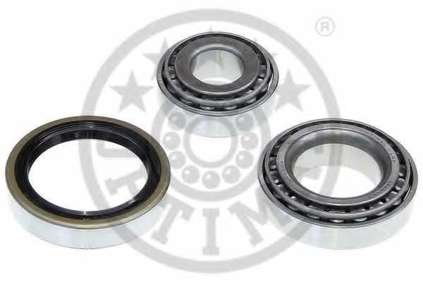 Комплект подшипника ступицы колеса OPTIMAL 401126 - изображение