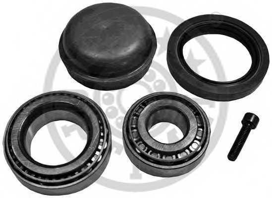 Комплект подшипника ступицы колеса OPTIMAL 401157 - изображение