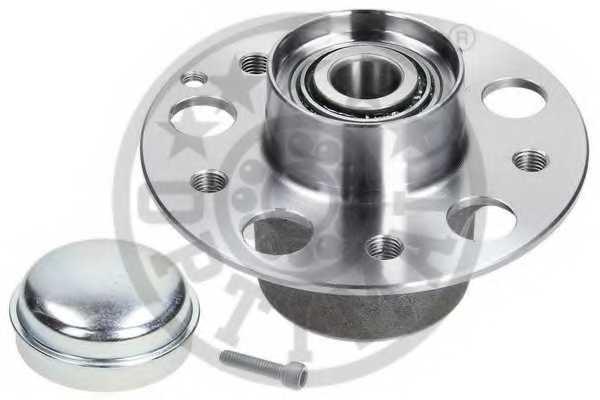 Комплект подшипника ступицы колеса OPTIMAL 401157L - изображение 1