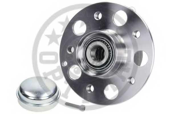 Комплект подшипника ступицы колеса OPTIMAL 401157L - изображение 2