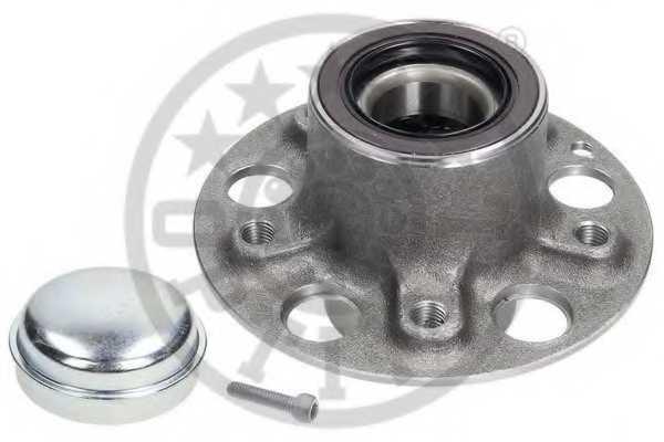 Комплект подшипника ступицы колеса OPTIMAL 401157L - изображение