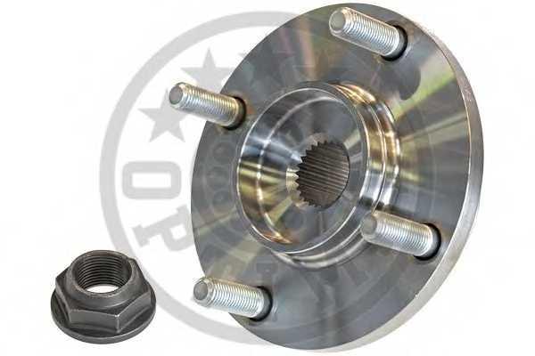 Комплект подшипника ступицы колеса OPTIMAL 401167 - изображение 1