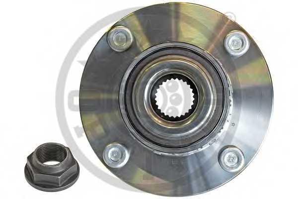 Комплект подшипника ступицы колеса OPTIMAL 401167 - изображение 2