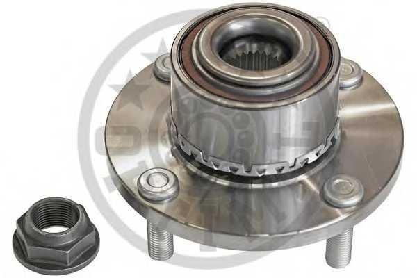 Комплект подшипника ступицы колеса OPTIMAL 401167 - изображение
