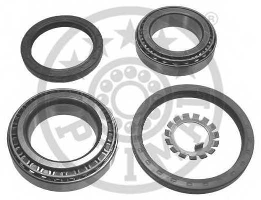 Комплект подшипника ступицы колеса OPTIMAL 401212 - изображение