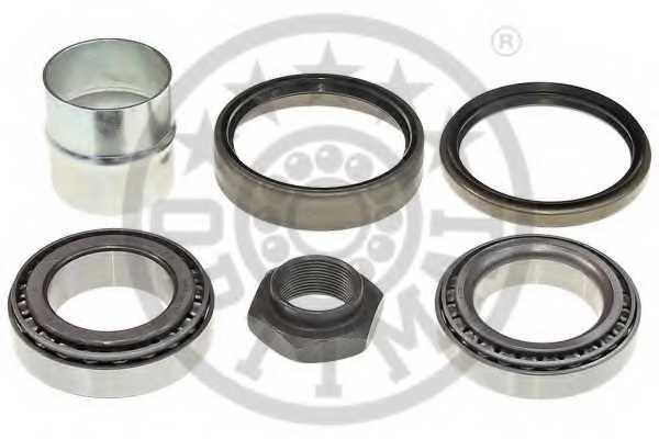 Комплект подшипника ступицы колеса OPTIMAL 401214 - изображение