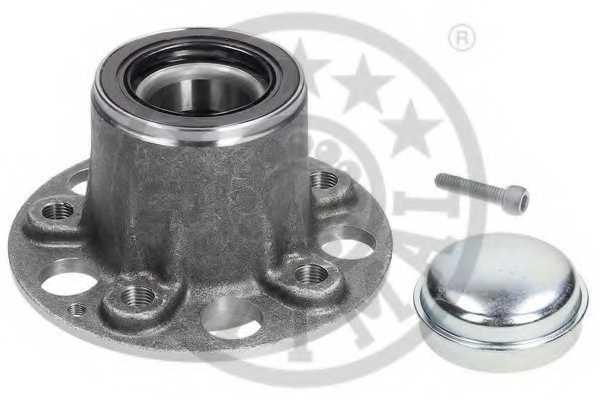 Комплект подшипника ступицы колеса OPTIMAL 401501L - изображение